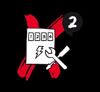 Icon Zähler