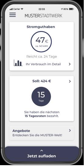 White Label Prepaid-App